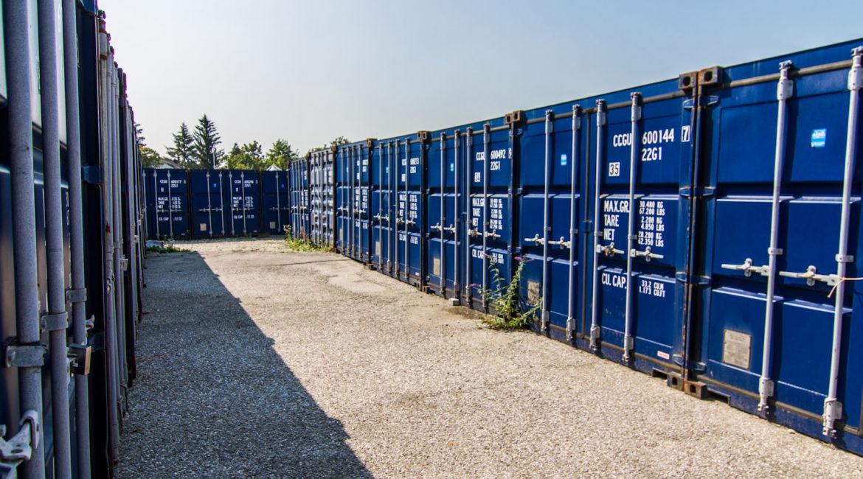 Containers aux Antilles