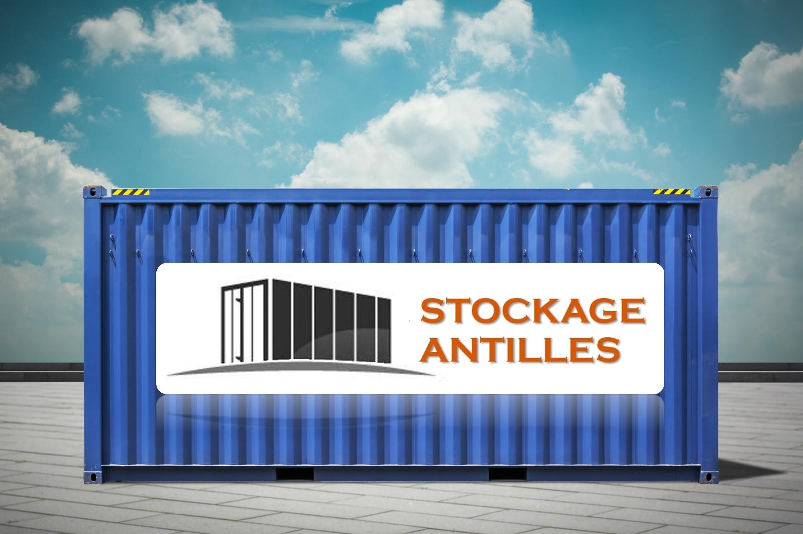 Stockage aux Antilles